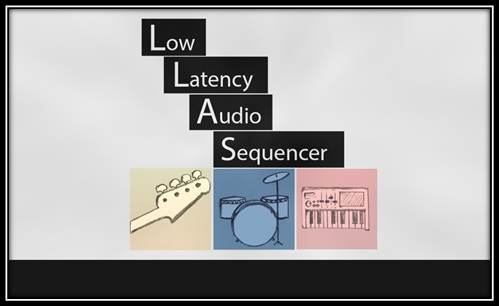 Low Latency Audio Sequencer