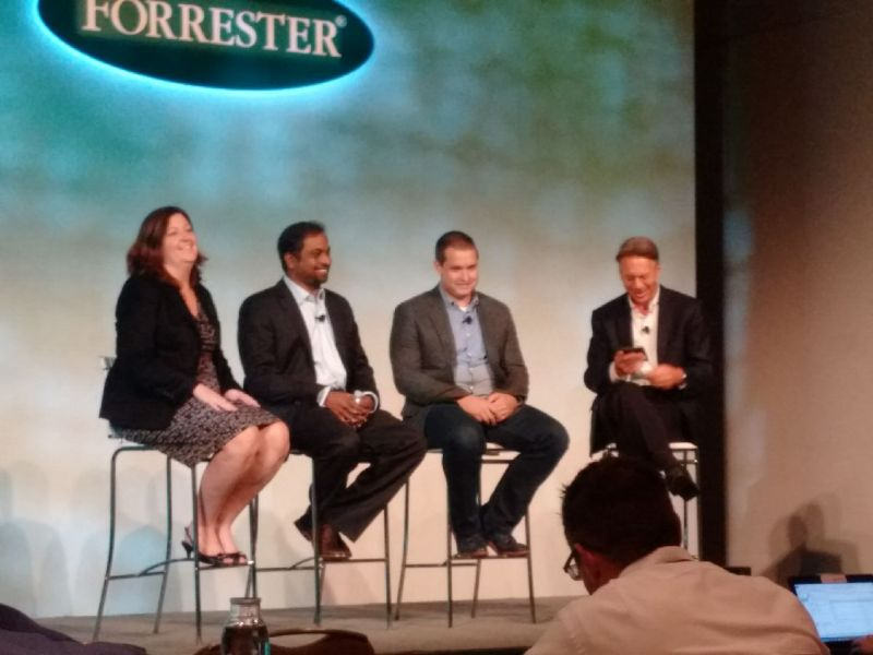 Forrester's Application Development & Delivery Forum