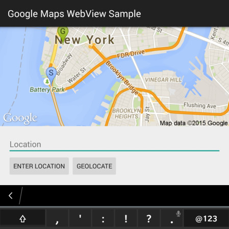 Integrating Maps into Your BlackBerry 10 Android App