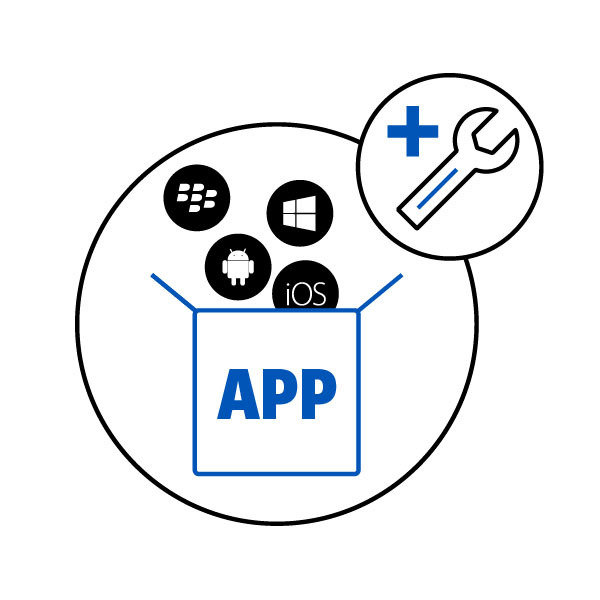 How to Distribute Work Apps for Enterprise Users